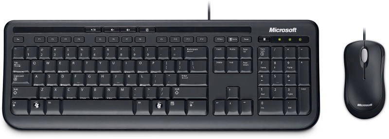CLAVIER MS Wired Dsktp 600 USB French