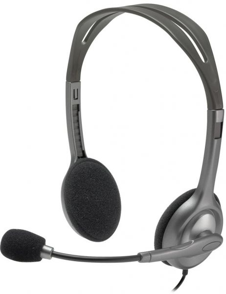 CASQUE MICROLogitech Stereo Headset H111