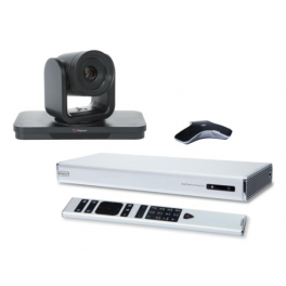 Polycom® RealPresence® Group 500 avec CAMERA EAGLE EYE IV