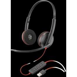 Plantronics Casque BLACKWIRE C3220-USB-A
