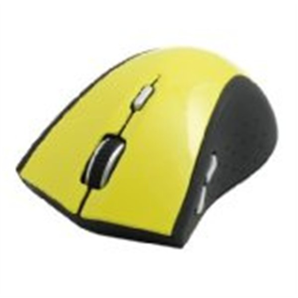 SOURIS NGS USB FLAVOUR JAUNE