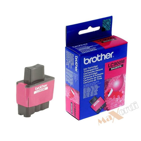 CARTOUCHE BROTHER LC900 MAGENTA